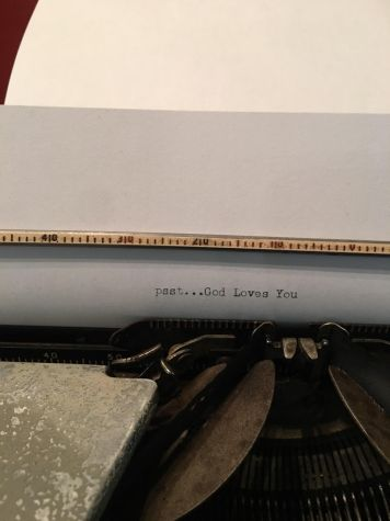 Abuelo's typewriter