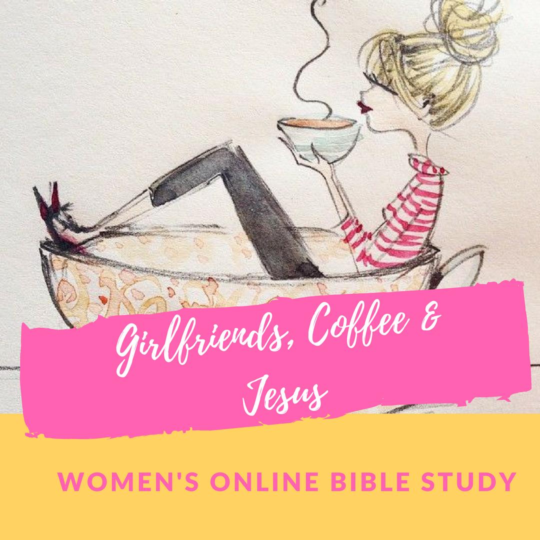 Girlfriends, Coffee & Jesus Bible Study Group